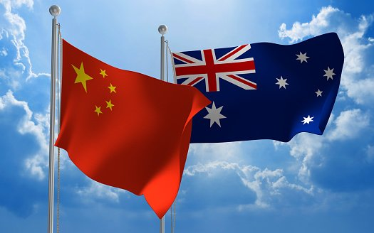 Zhao Lijian: I hope Australia will view China-Australia cooperation and the Belt and Road Initiative objectively and rationally.