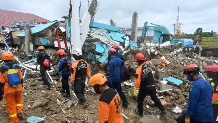 Thousands of people were forced to evacuate in Jakarta, Indonesia, flooded.