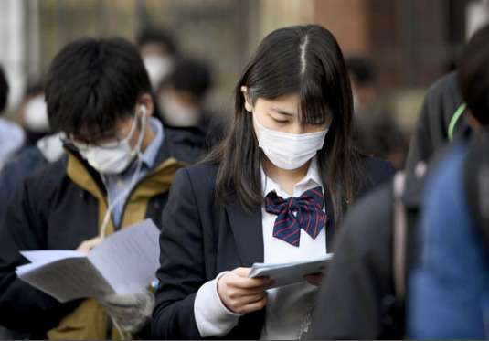 """Many Japanese candidates may not pass the """"college entrance examination"""" due to nucleic acid testing."""