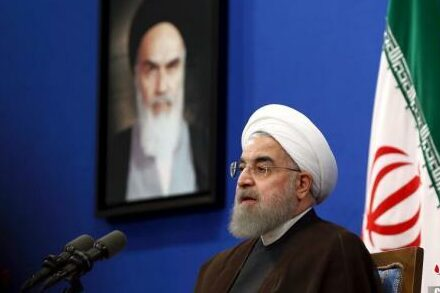 Iranian President expresses willingness to cooperate with the International Atomic Energy Agency