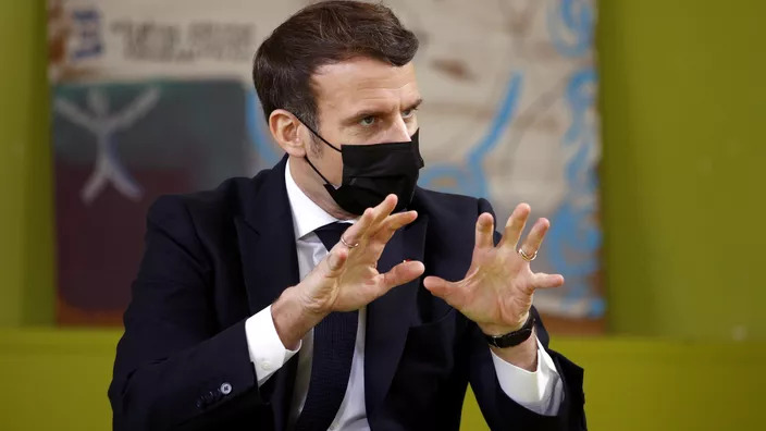 More than 3.46 million confirmed cases in France, Macron calls for international cooperation to deal with Variant viruses