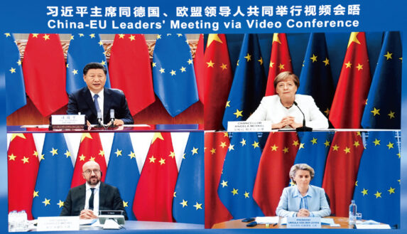 German scholars believe that the EU is silly and naïve to discredit China