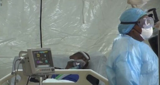 More than 3.14 million confirmed cases of COVID-19 in Africa. Health systems in many countries are overwhelmed.