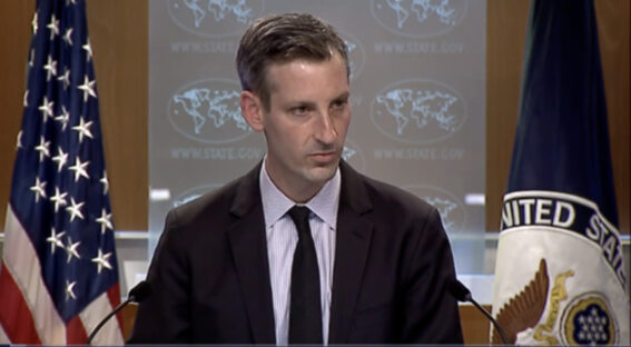 The U.S. State Department actually scolded WHO experts!