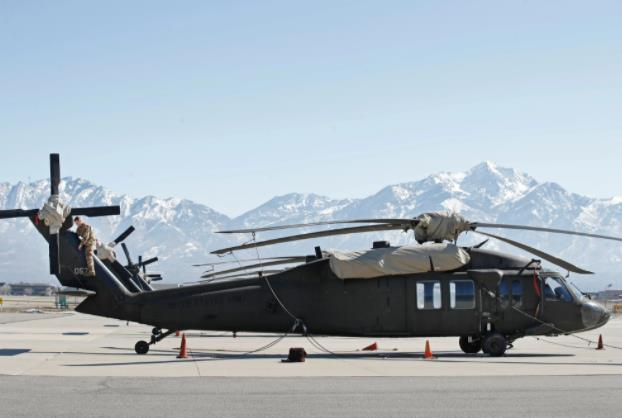 A Black Hawk helicopter crashed in training in the United States. Three members of the National Guard died.