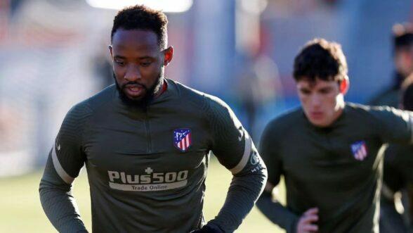 Atletico Madrid player Moussa Dembele tested positive for coronavirus