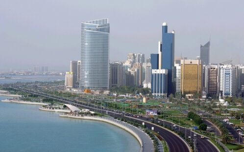 The pandemic is getting worse! The government of Abu Dhabi, United Arab Emirates, restricts some commercial activities.