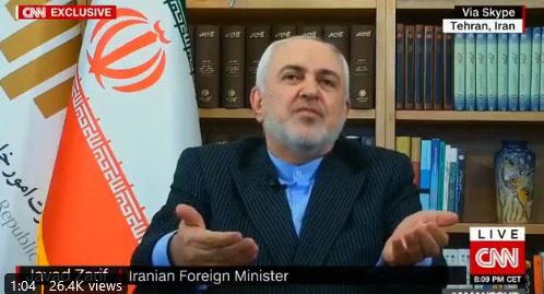 Iranian Foreign Minister: Recent nuclear activities are based on the Iran nuclear agreement