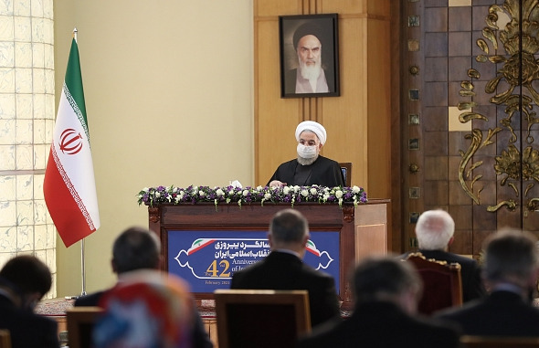 Iranian President Rouhani: Iran should not be expected to take the first step