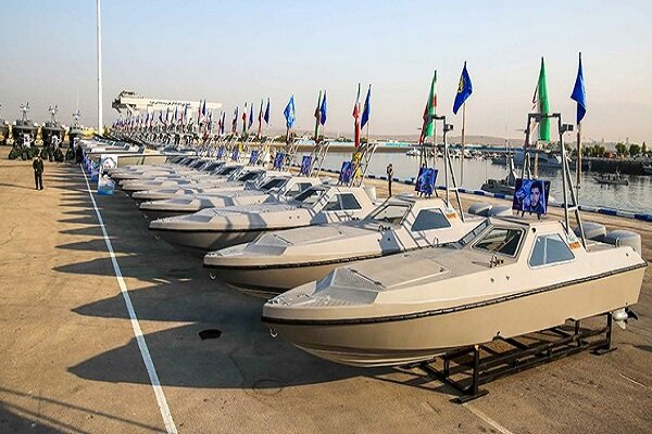 Iran's Revolutionary Guard Corps receives 340 offensive speedboats
