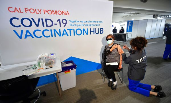 Japanese media field investigation: Many problems have emerged in vaccination in the United States