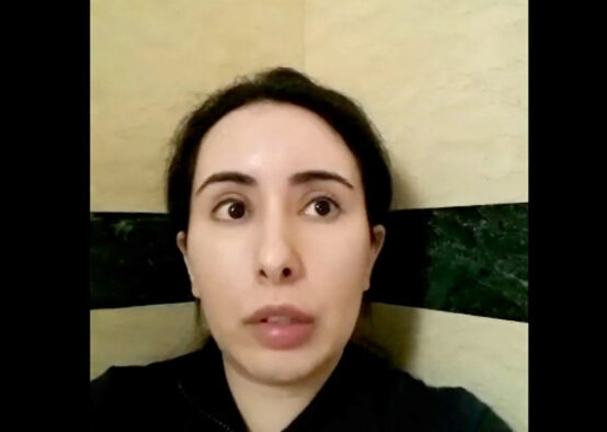 The Dubai princess appeared after losing contact for nearly three years and claimed to be imprisoned. The United Nations may launch an investigation.