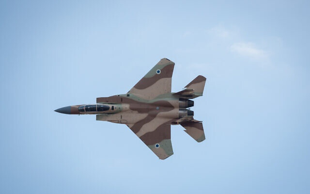 IDF begins military exercises and refuses to comment on air strikes on Syria