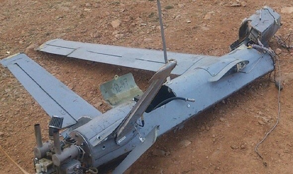 Saudi Arabia has led a multinational coalition to shoot down a drone carrying explosives