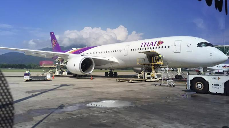 Thai Airways will fly the first batch of SinoVac into Thailand.
