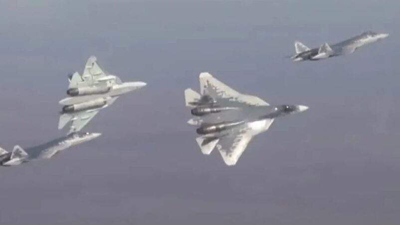 Russia's arms sales continue to make efforts, and will sell Su-57E fighters to partners...