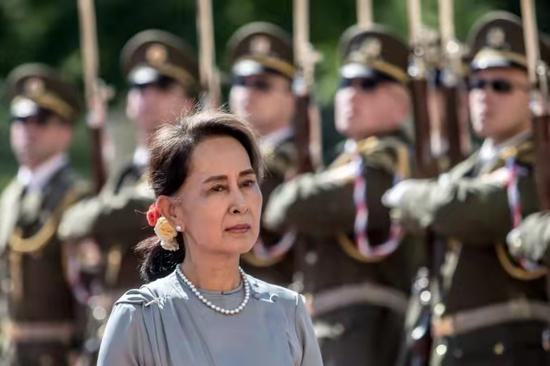 Biden has listened to Daw Aung San Suu Kyi's detention briefing
