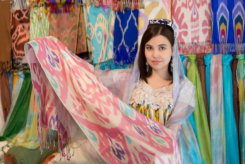 Uzbekistan continues to expand the scale of silk culture and stablely ranks third largest silk product producer in the world.