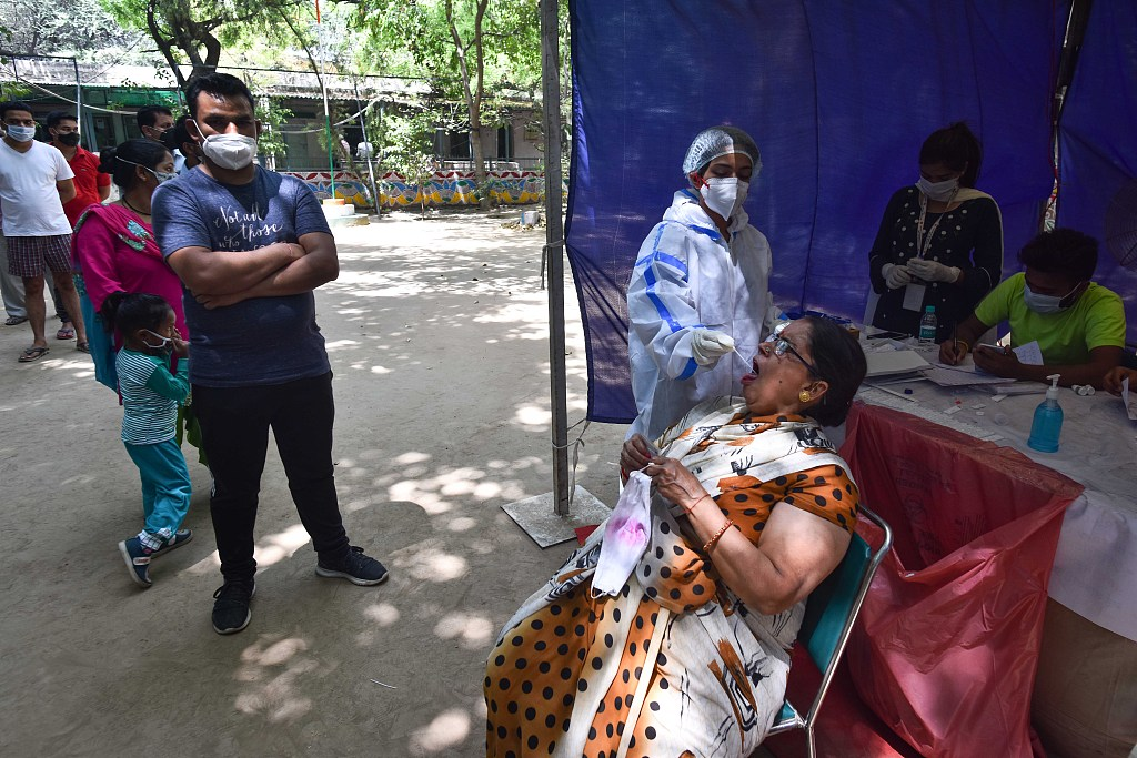 Germany lists India as a high-risk area for the outbreak