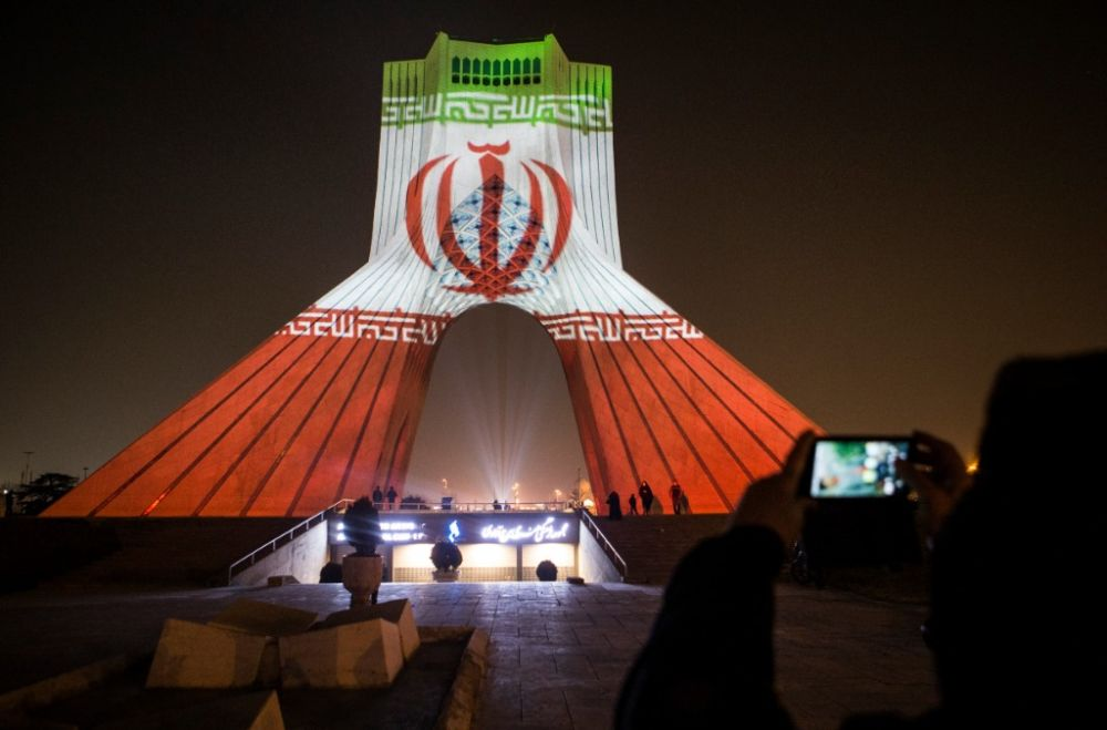 Iran's Revolutionary Guards say it has busted a terrorist group