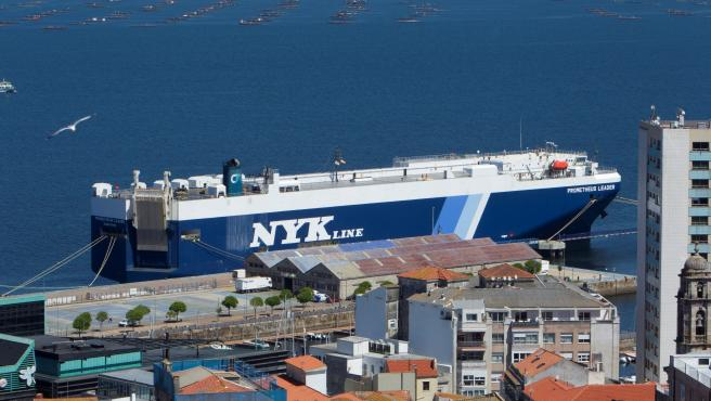 The number of confirmed cases of infection on a cruise ship in Vigo, Spain, has risen to eight