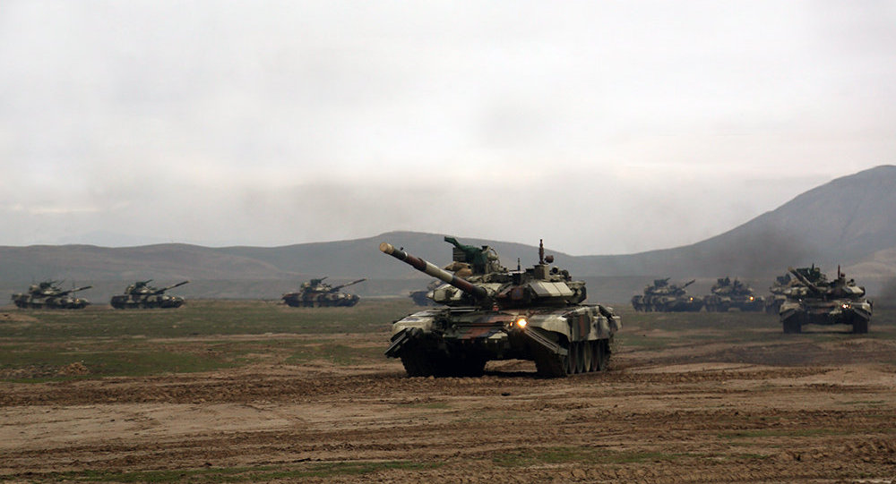 Azerbaijan will hold large-scale military exercises