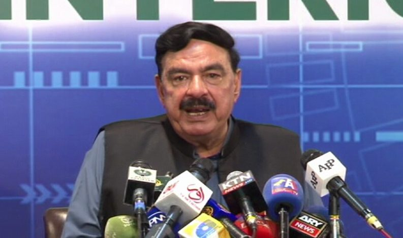 Pakistan's interior minister: The Afghan Taliban have pledged to ban Bata from fighting Pakistan in Afghanistan