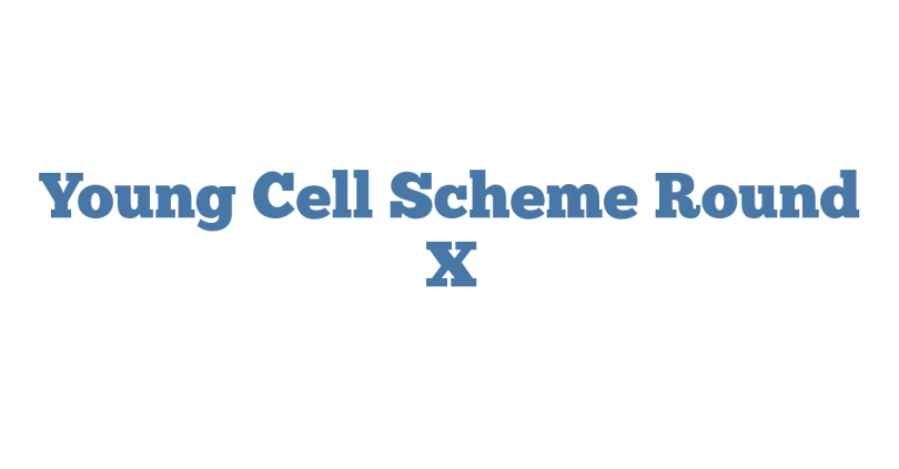 Young Cell Scheme Round X