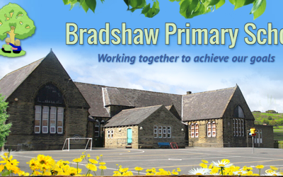 Bradshaw Primary gets an A* for fundraising!