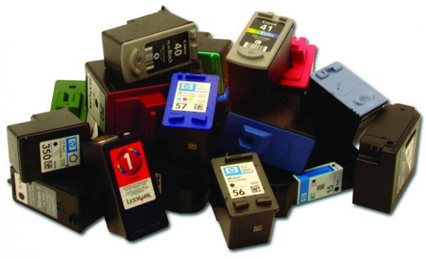 Recycle Inkjet Cartridges