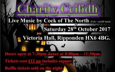 EVENT: Halloween Ceilidh
