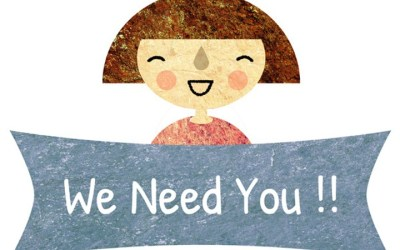 Please, we really need YOU!