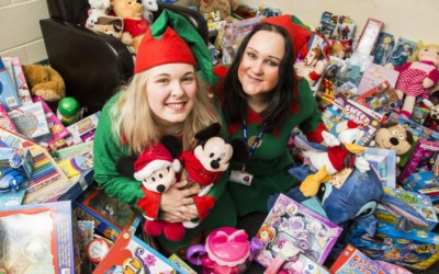 Halifax Courier promotes Christmas Cheer