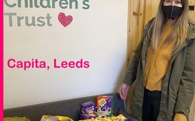 Easter Donation: Capita, Leeds