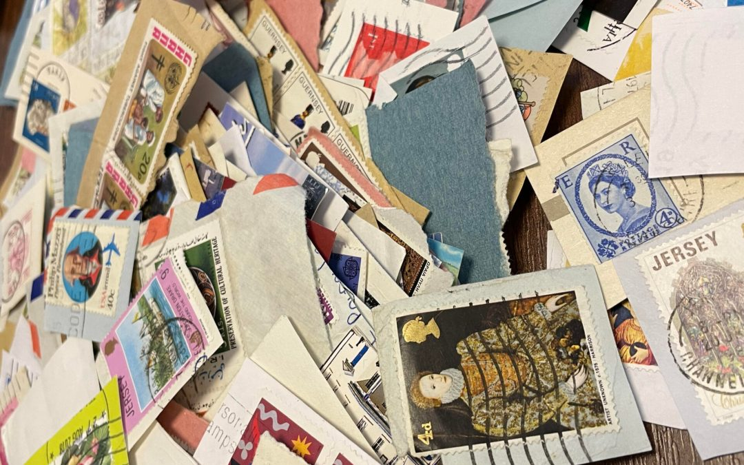 Postage Stamps Donation