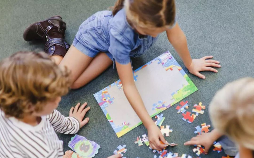 Jigsaw Festival Children Support