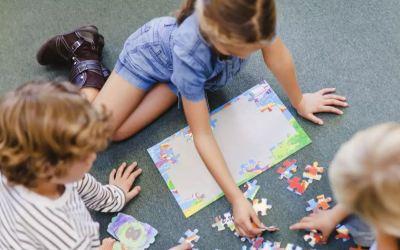 Jigsaws Support Local Children