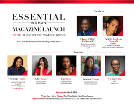 ESSENTIAL WOMAN LAUNCH