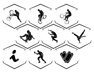 pictogramas CrossFest