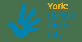 York: Human Rights City logo