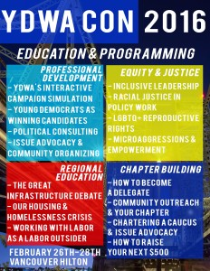 2016 Convention Programming