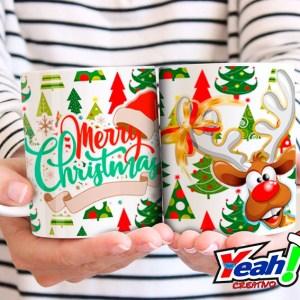 Taza Merry Christmas