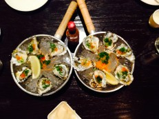 kitcho oyster
