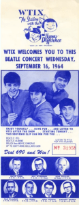 Beatles- New Orleans - Flyer