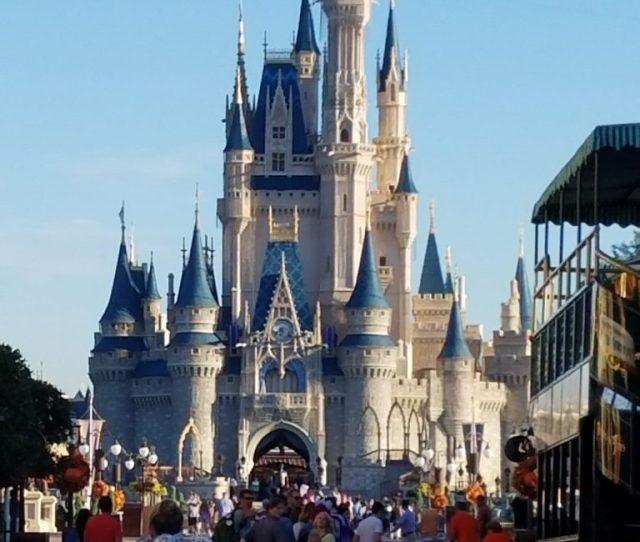 Disney World Orlando Magic Kingdom Castle Kosher Restaurants