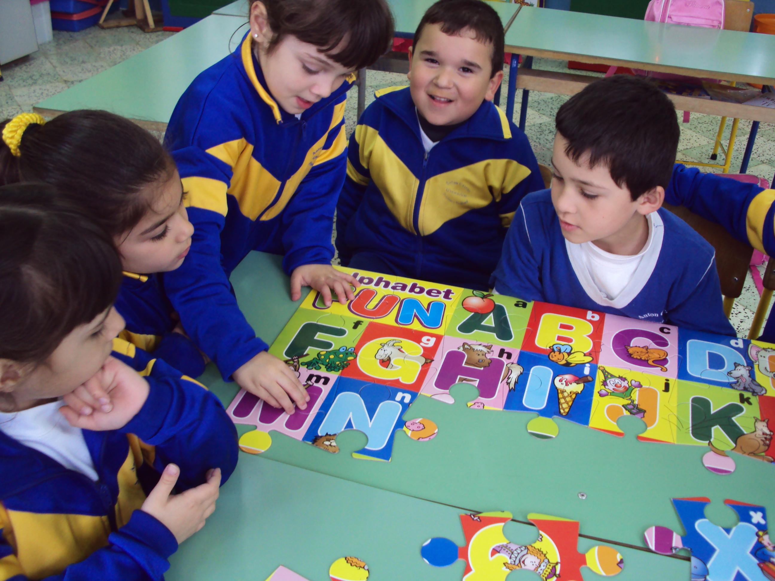 Jigsaw Puzzle Activity Year 1 G Ajnsielem Primary School