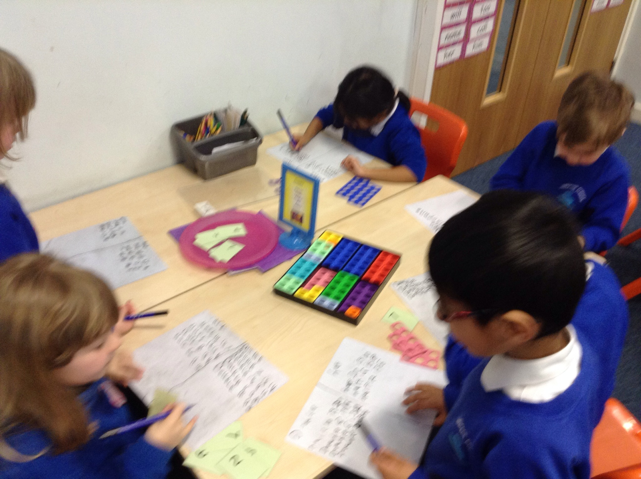 Doubling And Halving Holbrook Primary