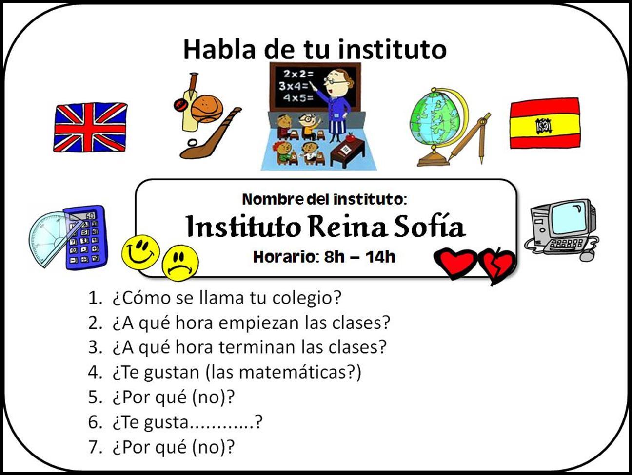 Year 7 Spanish