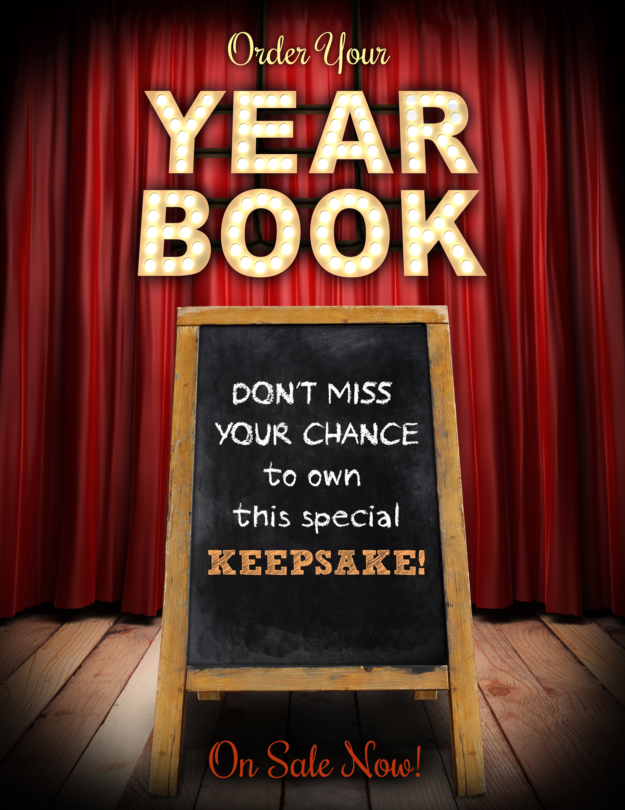 Downloadable Yearbook Forms