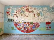 School mural